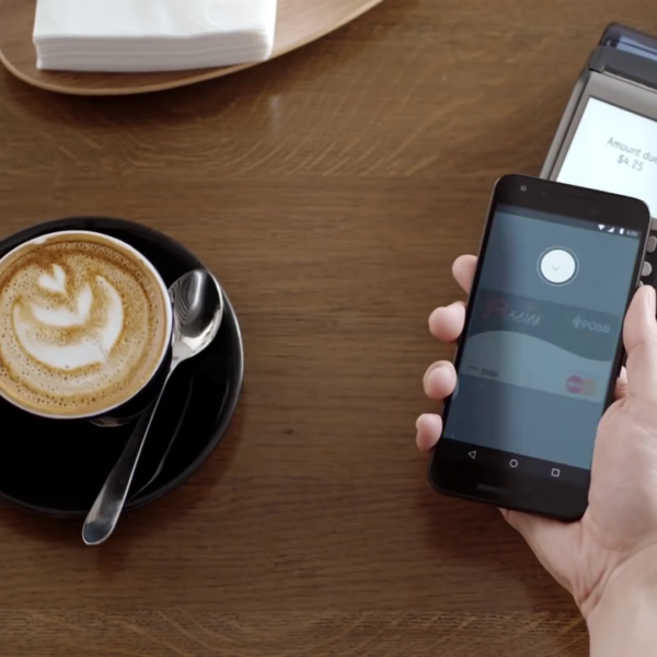Google: Android Pay TVC