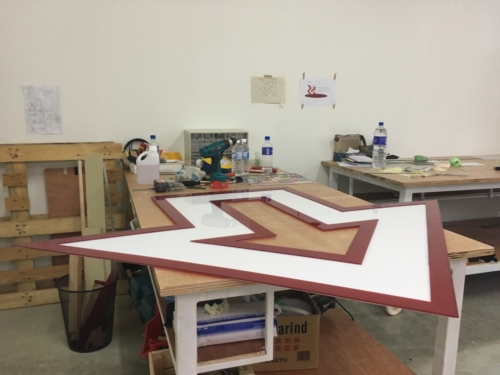 uob production design and props making 2-3